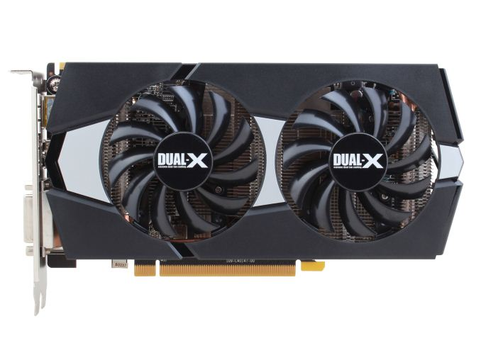 The AMD Radeon R7 265 & R7 260 Review: Feat Sapphire