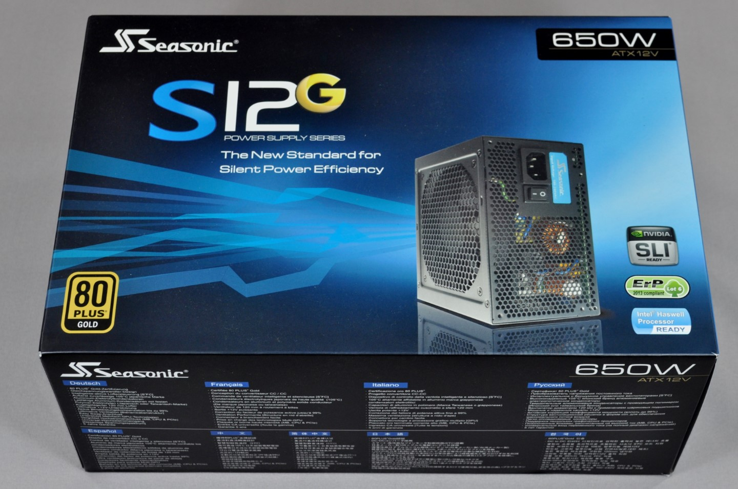 Buy the Solid Gear 650W ATX Power Supply at TigerDirect.ca
