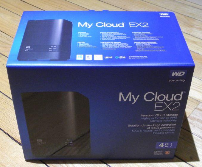 Western Digital My Cloud EX2 2-bay NAS Review
