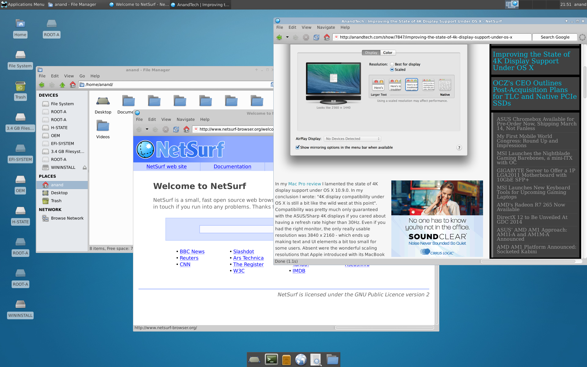 Chrome OS, Dev Mode, Performance, Power & Final Words - ASUS