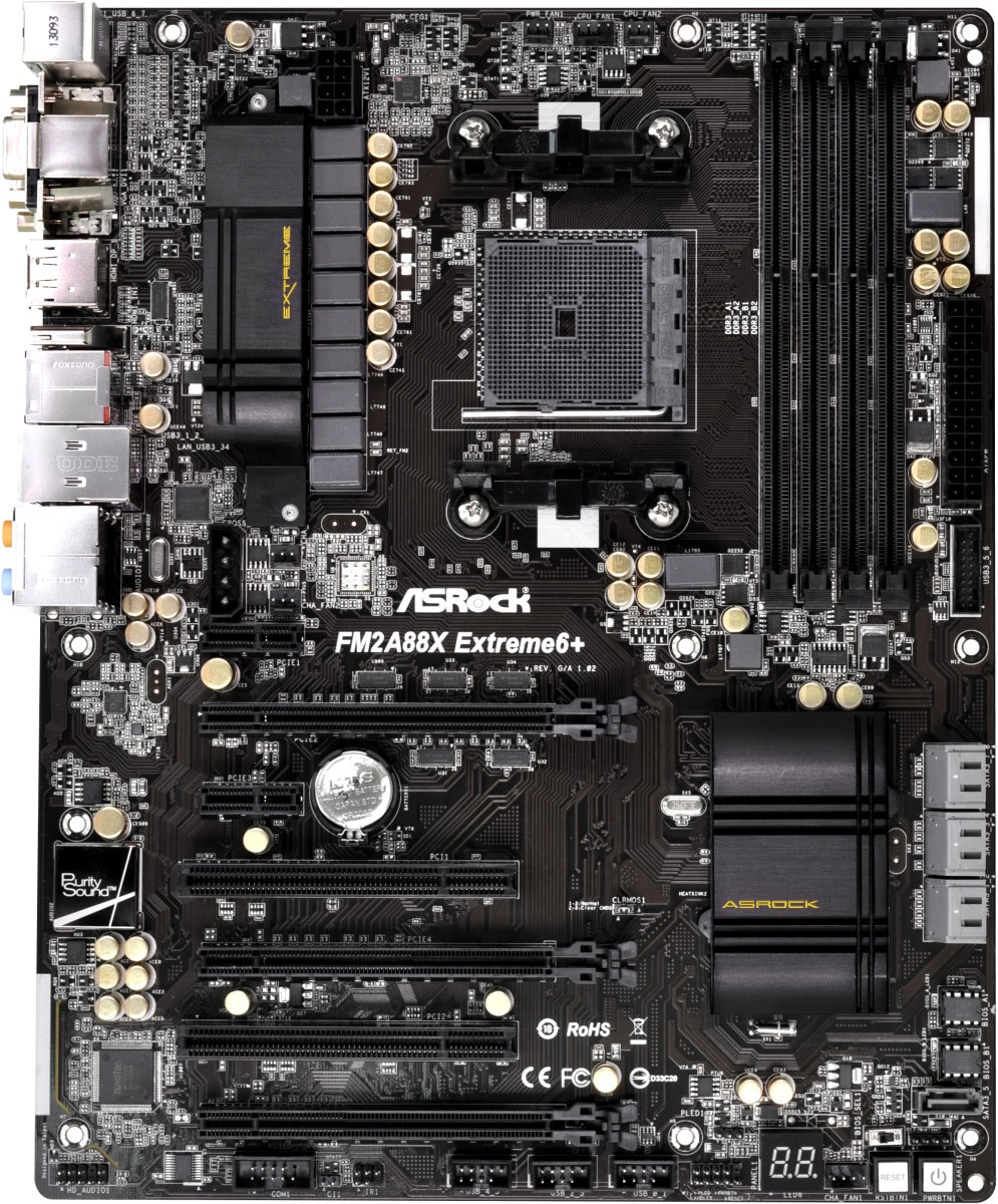 ASRock FM2A88X Extreme6+ AMD Chipset Driver Download