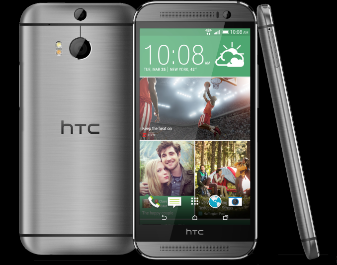 Anandtech com] HTC launches the One (M8) - i4memory com - different