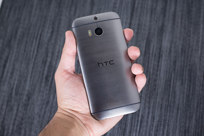 The HTC One (M8) Review