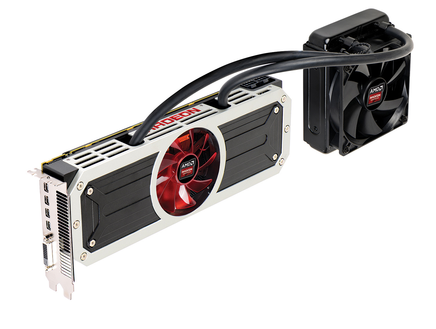 The AMD Radeon R9 295X2 Review