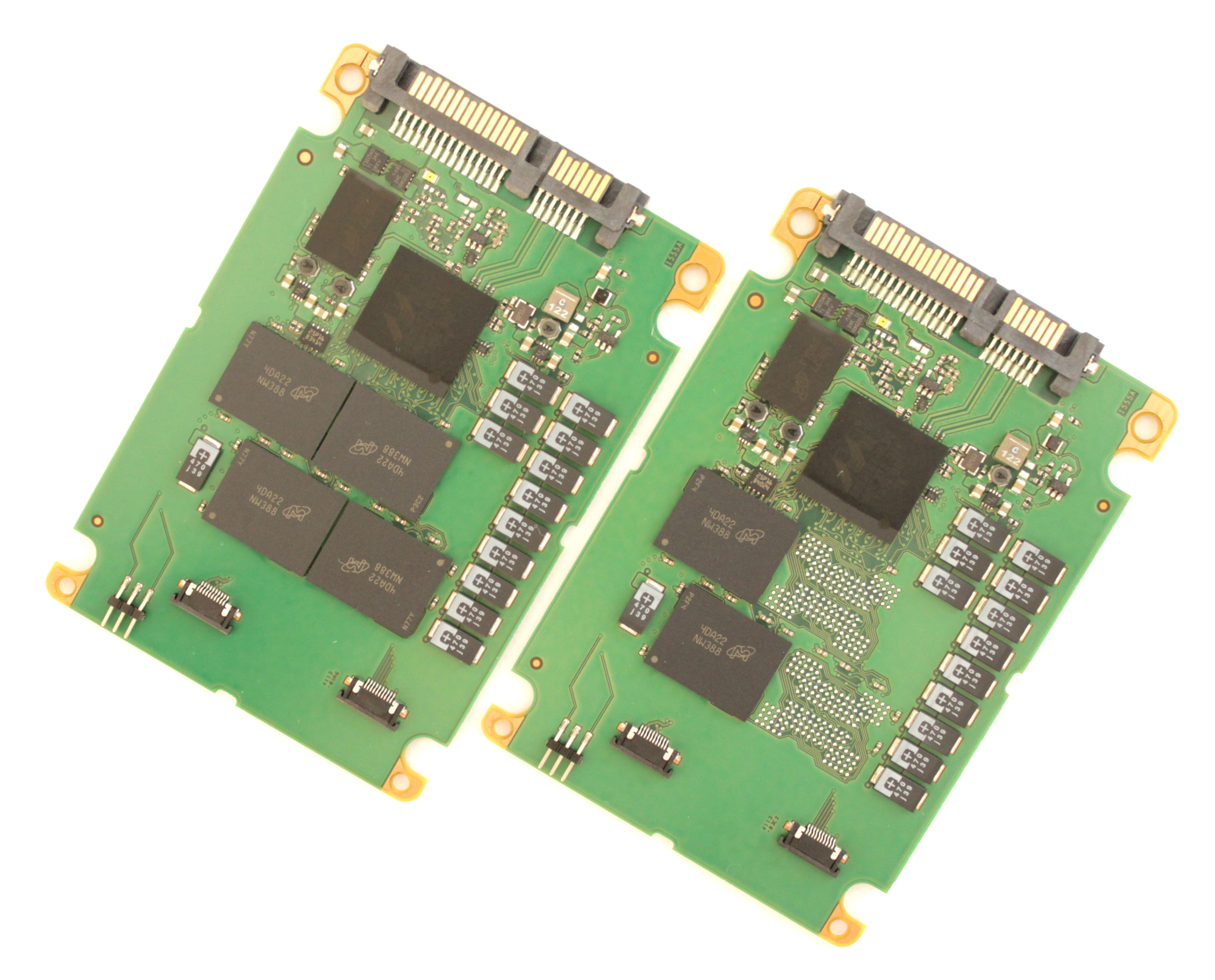 Micron M500dc 480gb 800gb Review Printed Wiring Boards