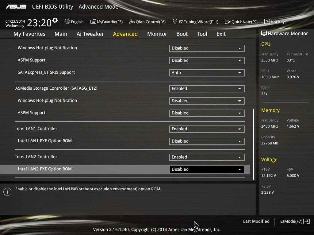 ASUS Z97-DELUXE BIOS - ASUS Z97-DELUXE (NFC & WLC) Review