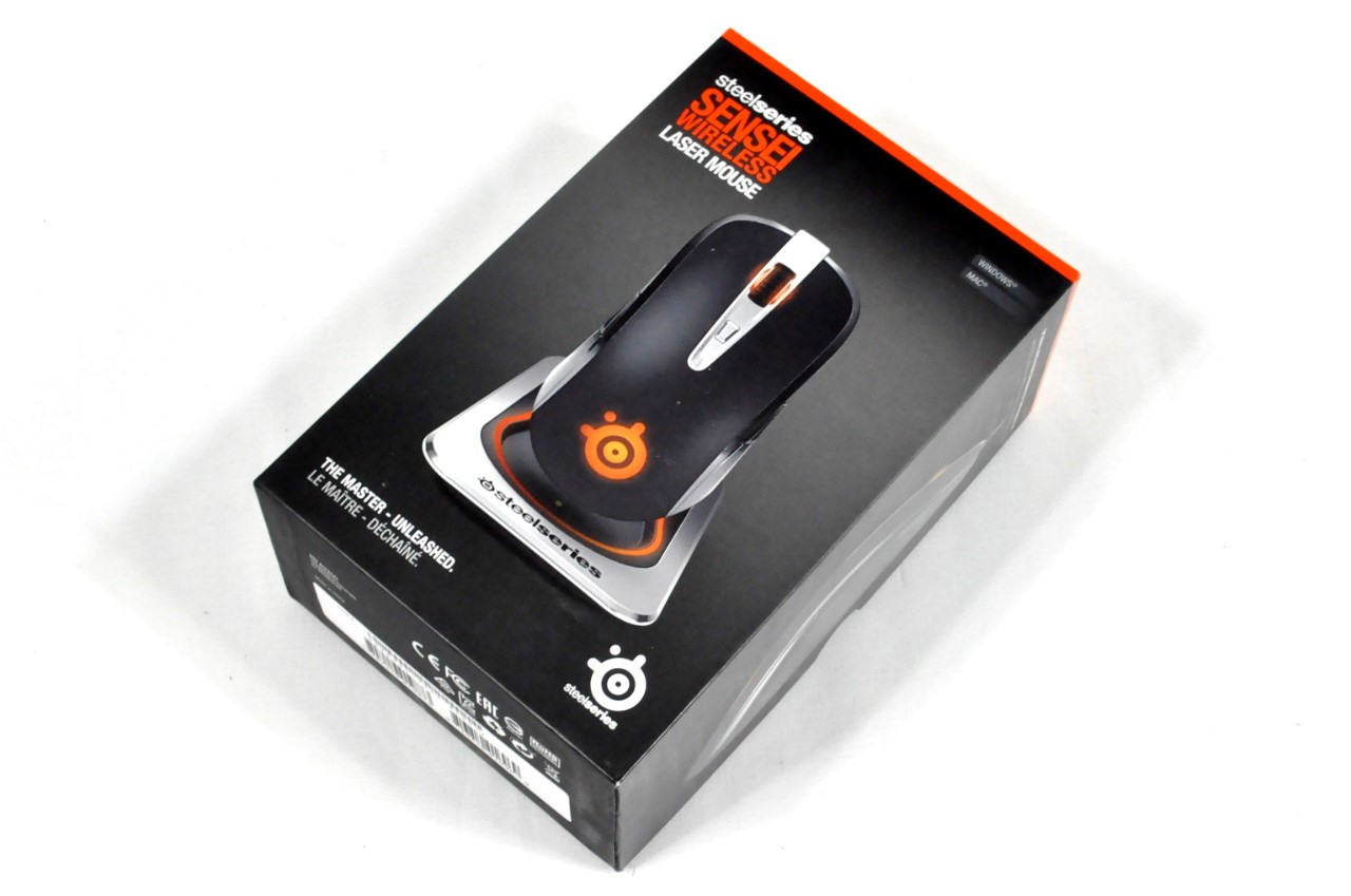 STEELSERIES SENSEI WIRELESS MOUSE DRIVERS FOR WINDOWS