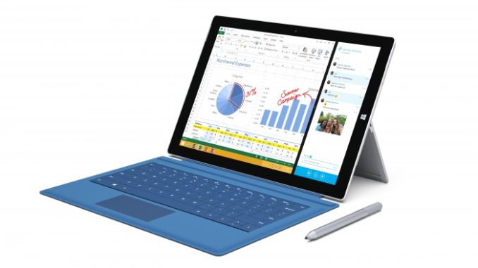 Microsoft Surface Pro 3: Hands On, Display & Performance Preview
