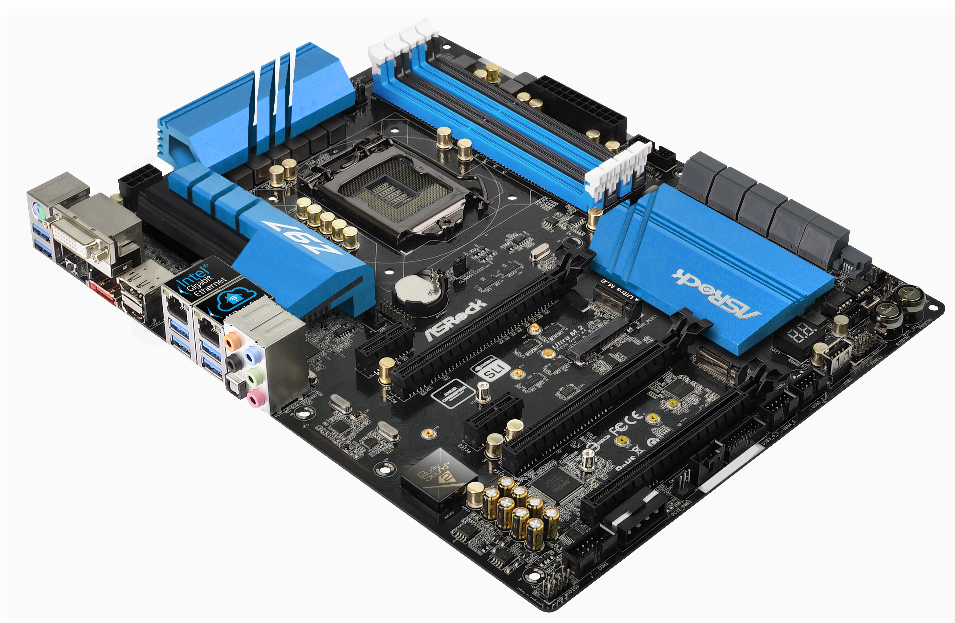 ASRock Z97 Extreme6 Review: Ultra M 2 x4 Tested With XP941