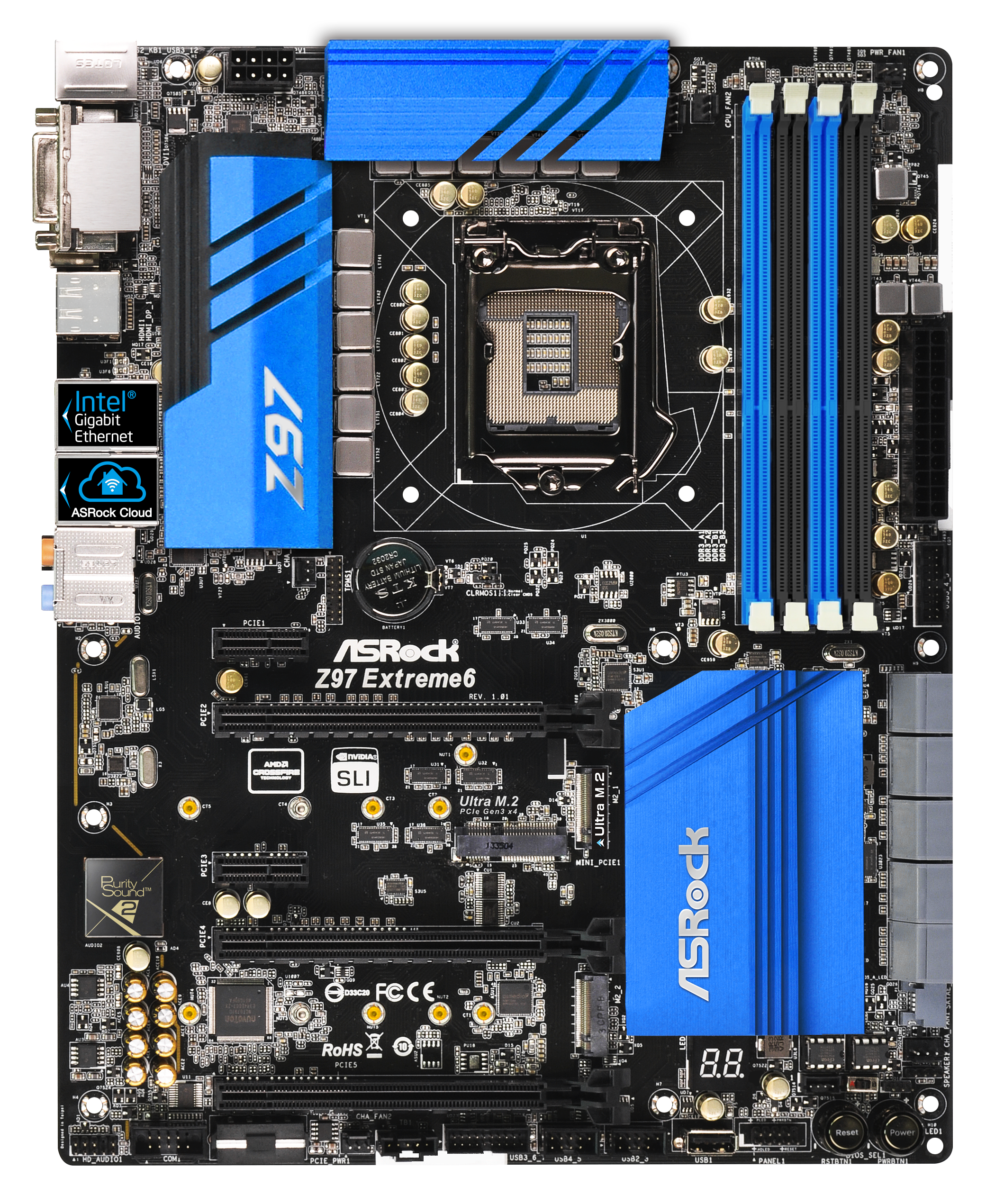 ASROCK Z97 EXTREME6/AC INTEL RST DRIVERS UPDATE