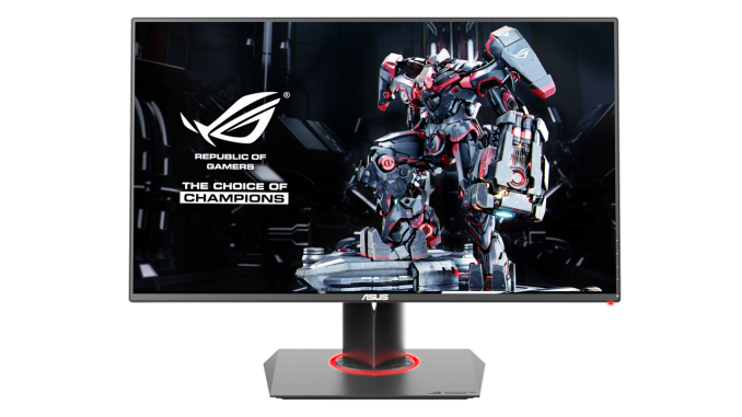 Asus Rog Swift Pg278q Launched 1440p 144hz Panel With G Sync