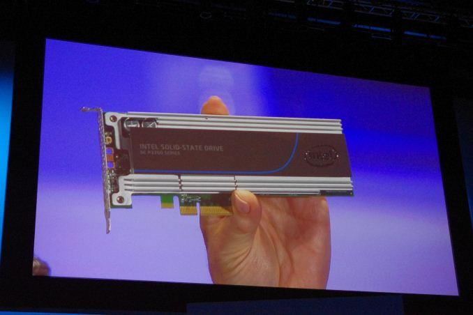 Intel DC P3700, an enterprise SSD for datacenters