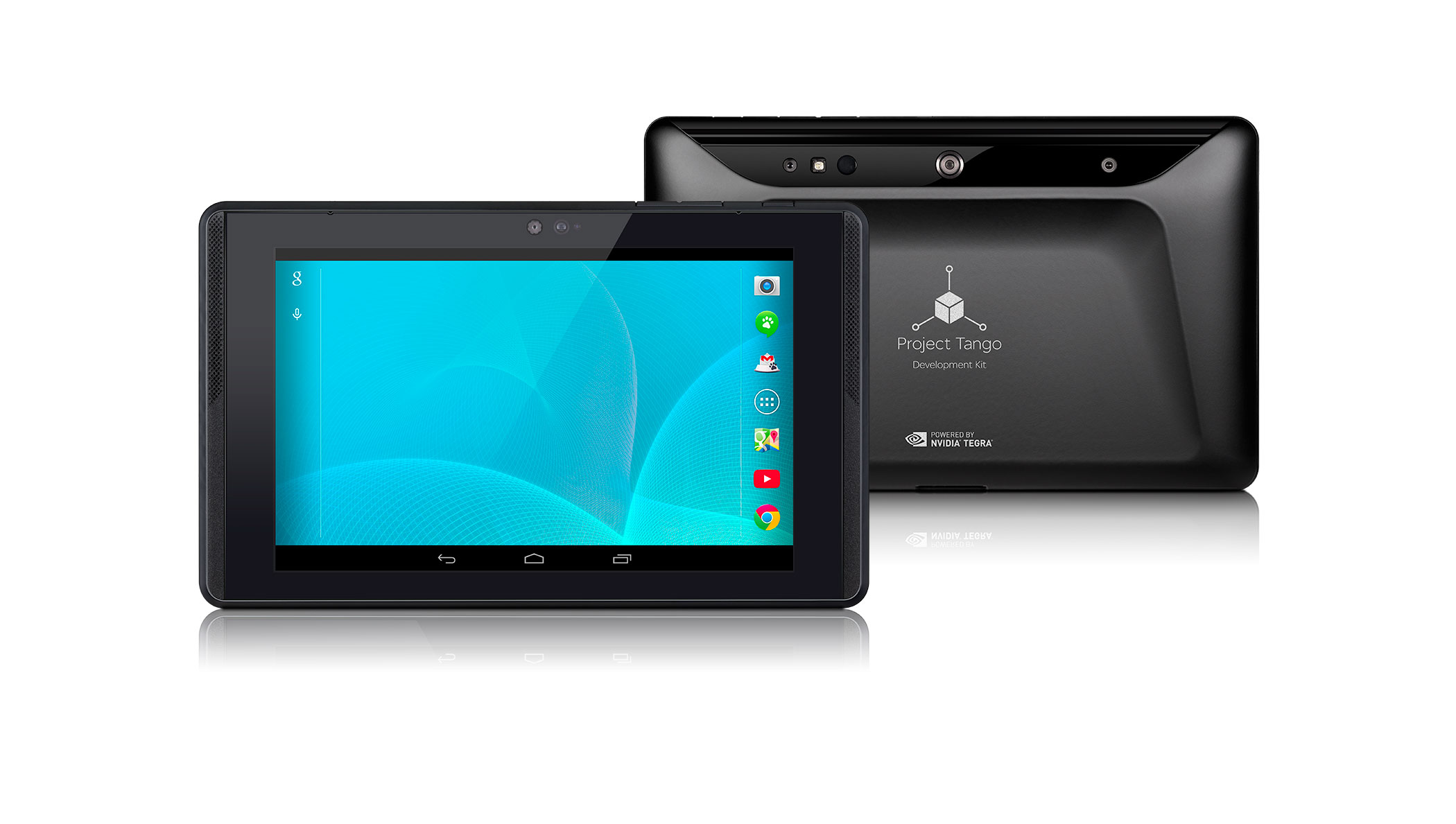 Google Announces Project Tango Tablet Dev Kit with Tegra ...
