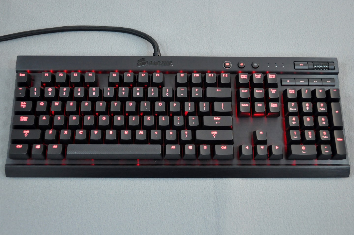 025b5b657c9 Corsair Vengeance K70 Keyboard Review - Page 2 - Corsair Vengeance ...