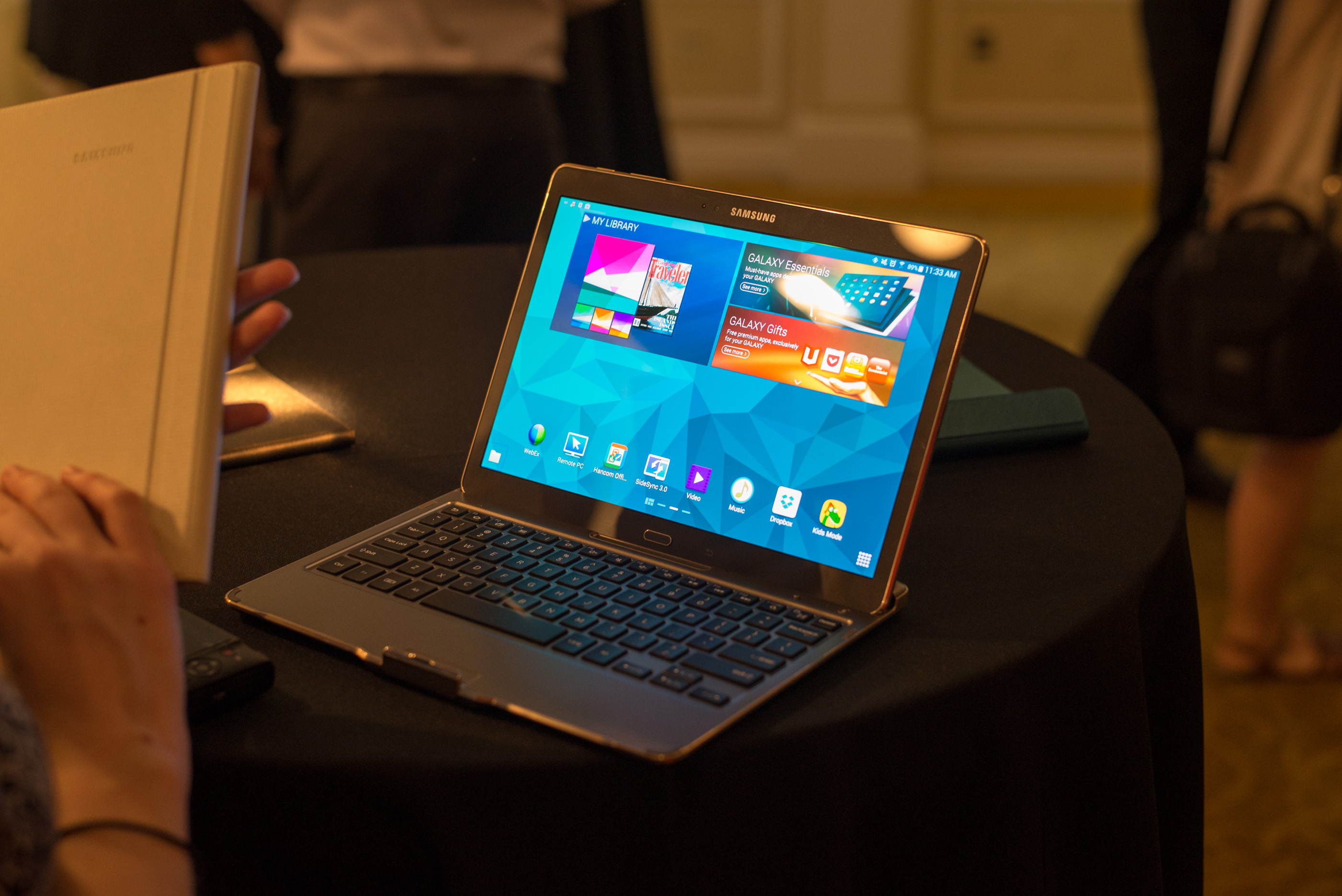 Samsung's Galaxy Tab S 10 5 & 8 4: Hands On with Samsung's 6 6mm