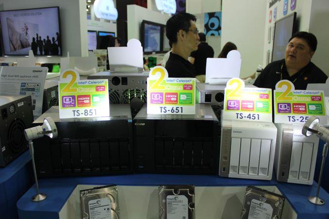 Computex 2014: QNAP Shows HS-251 Silent NAS And More