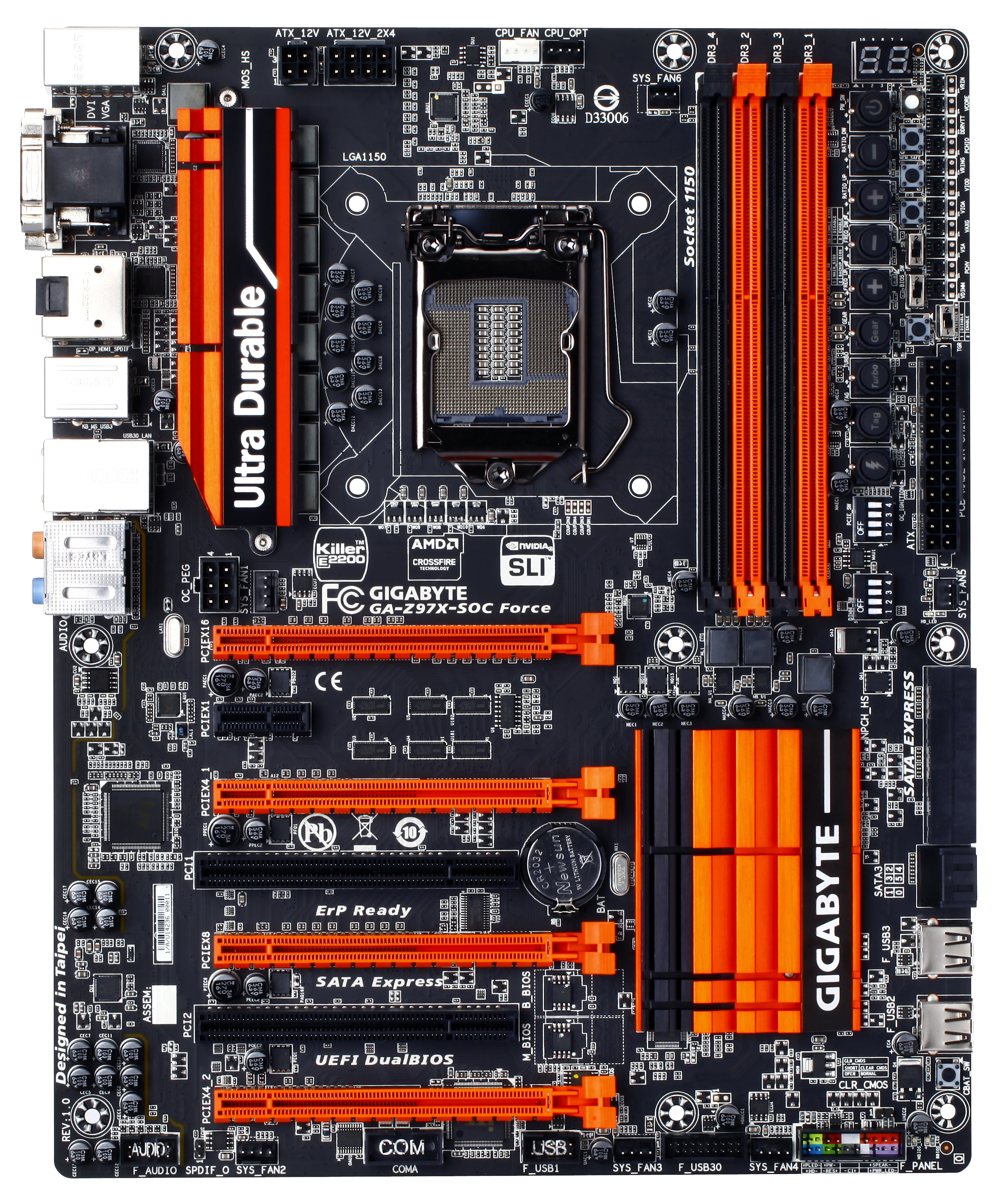 Gigabyte GA-Z97X-SOC Intel Graphics Drivers for Windows 10