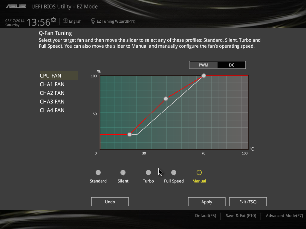 ASUS Z97-Pro WiFi AC BIOS and Software - ASUS Z97-Pro WiFi
