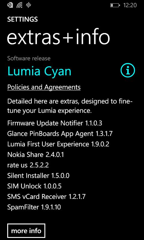 Software and SensorCore - Nokia Lumia 630 Review