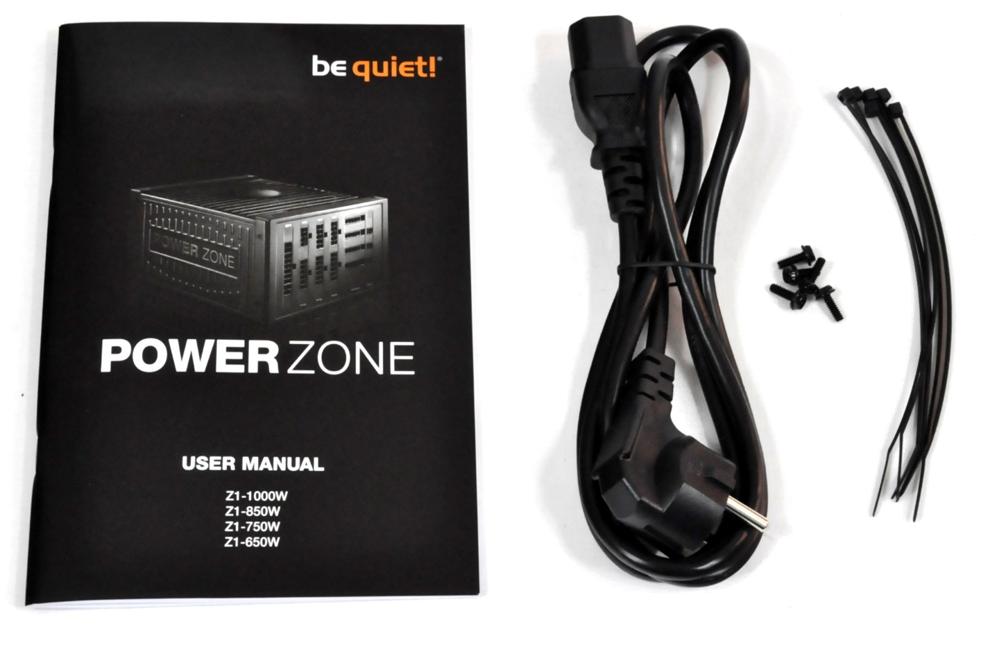 be quiet! Power Zone 850W CM Power Supply Review