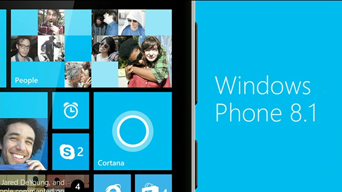 Microsoft Begins Rollout of Windows Phone 8 1 and Lumia Cyan