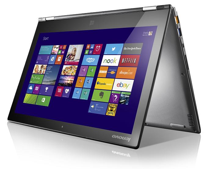 Life with the Lenovo Yoga 2 Pro