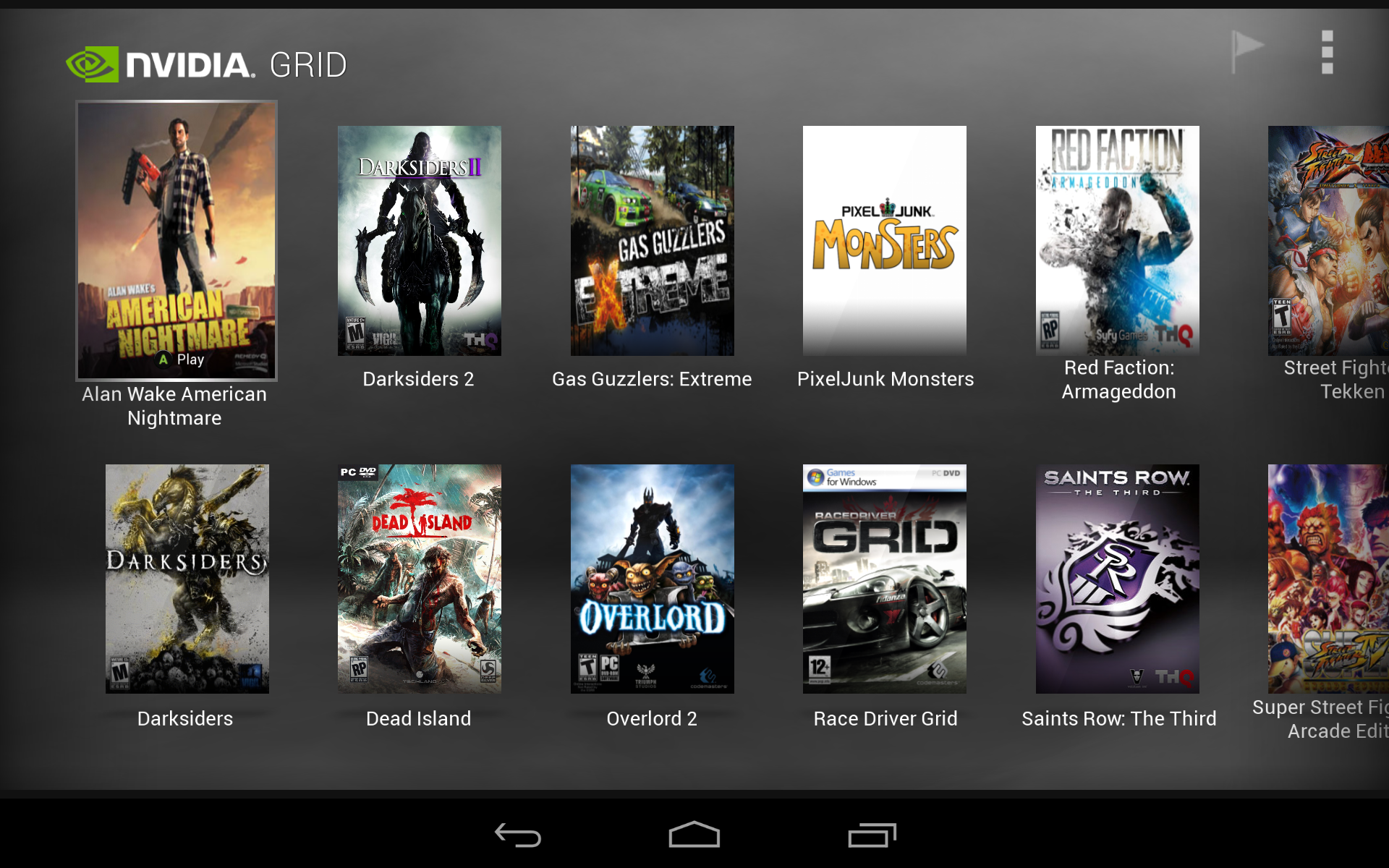Software Cont'd: GameStream and GRID, Gaming Ecosystem - The