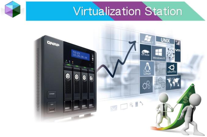 NAS Units as VM Hosts: QNAP's Virtualization Station Explored