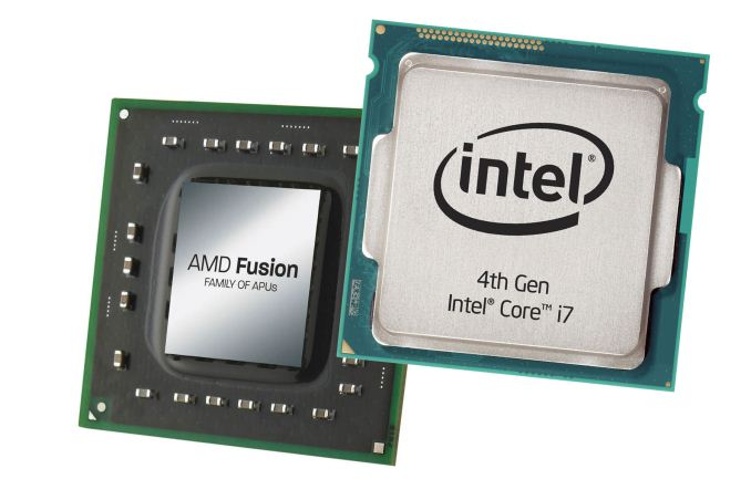 State of the Part: CPUs