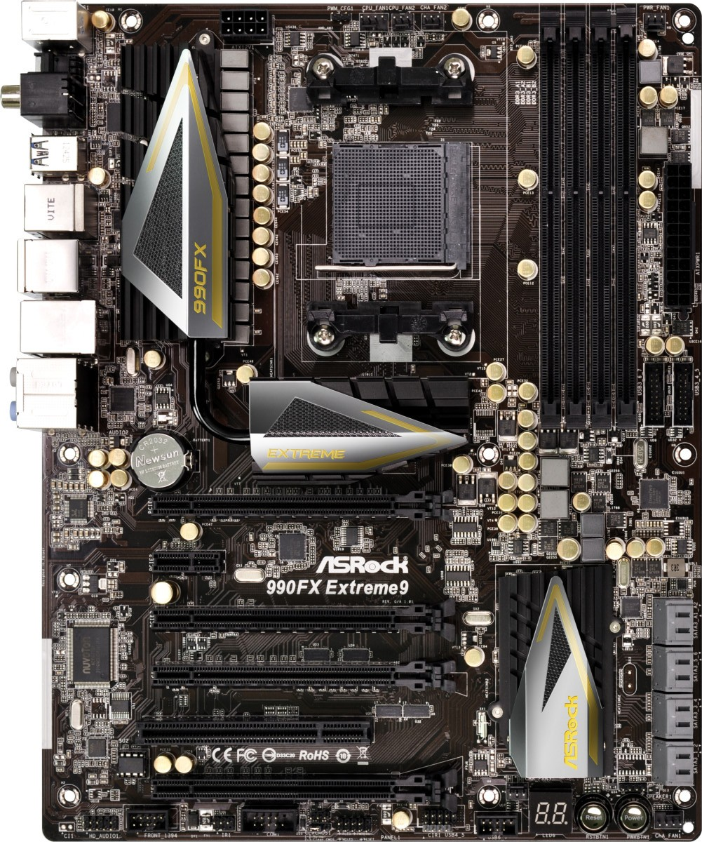 ASRock 990FX Extreme9 XFast USB Driver for PC