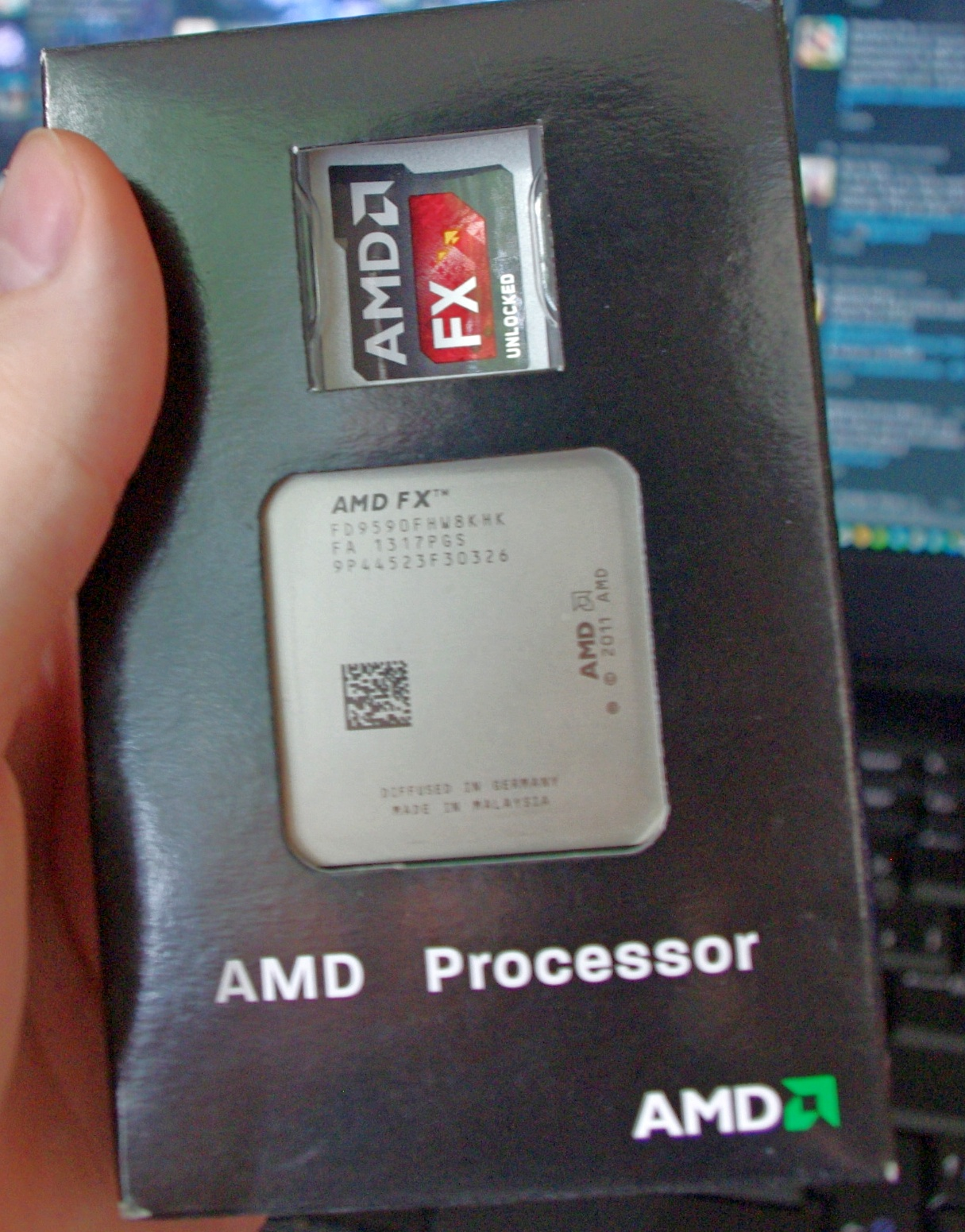 AMD FX-9590 and ASRock 990FX Extreme9 Conclusions - AMD's 5