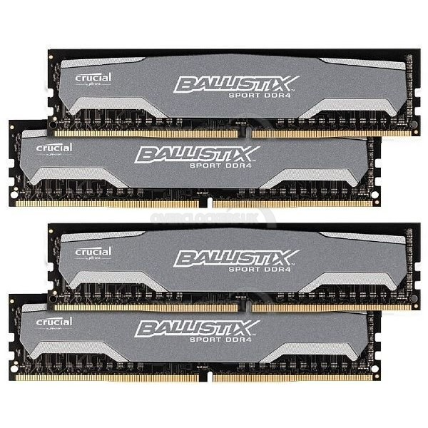 MY 176 CR 94664 600 575px Crucial DDR4 Available for Pre Order at OverclockersUK