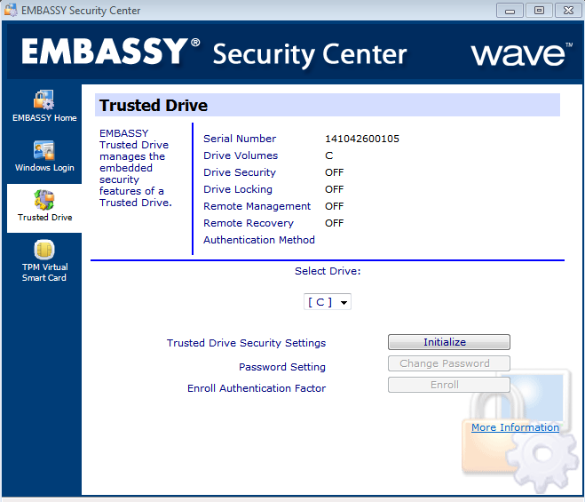 How SEDs Work and Testing Wave's EMBASSY Security Center