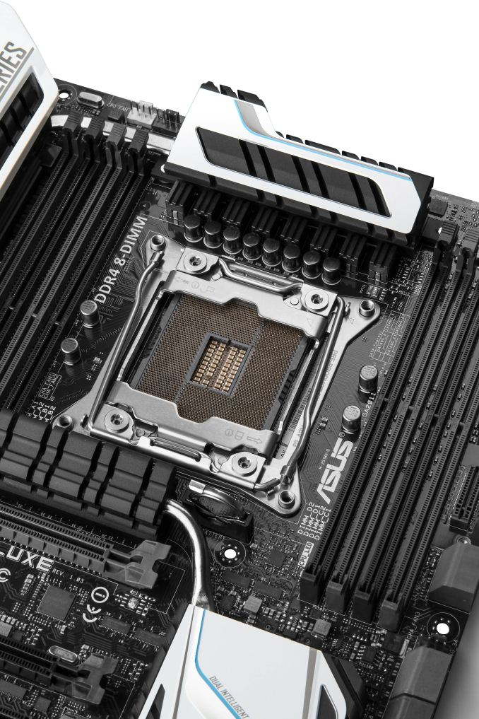 Anandtech com] ASUS X99 Launch: Rampage V Extreme, X99-Deluxe, X99-A