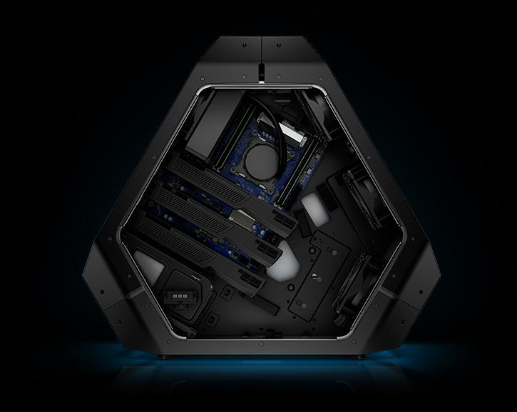 Alienware Reveals New Area-51 Design