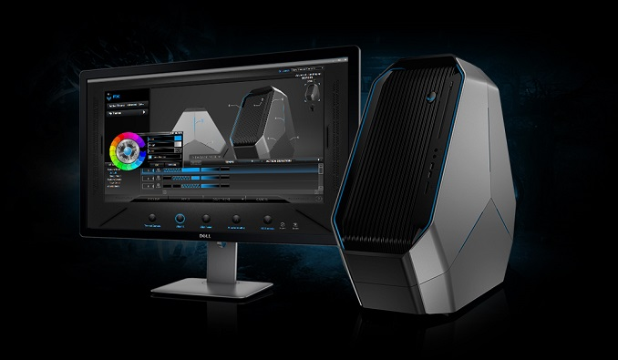Alienware Reveals New Area-51 Design