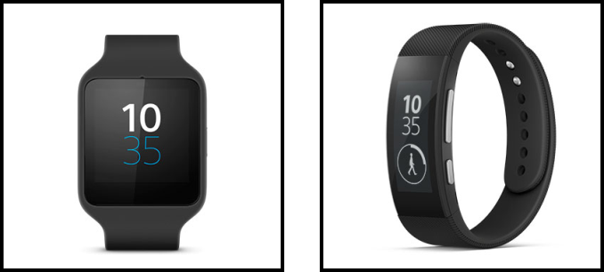 Sony Announces the SmartWatch 3 and SmartBand Talk at IFA