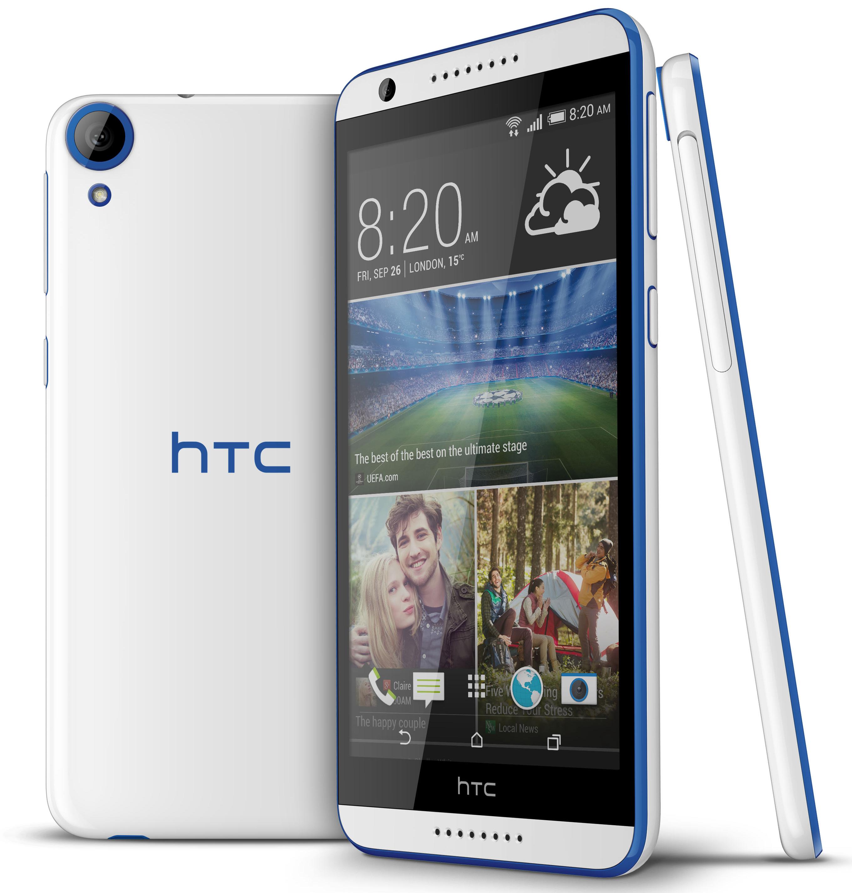 HTC Announces the Desire 820