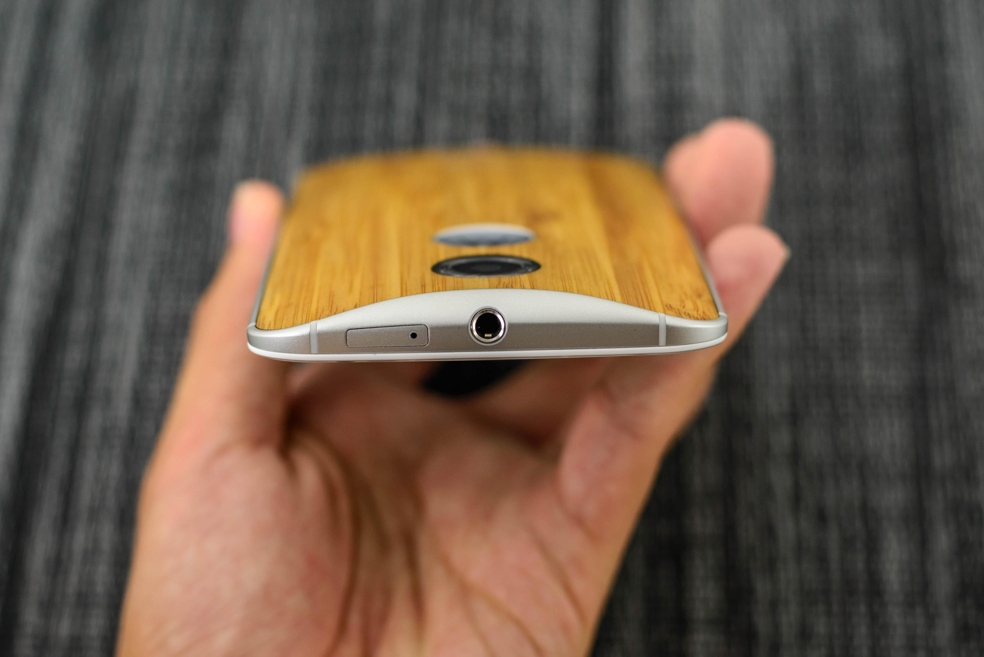 The New Motorola Moto X (2nd Gen) Review