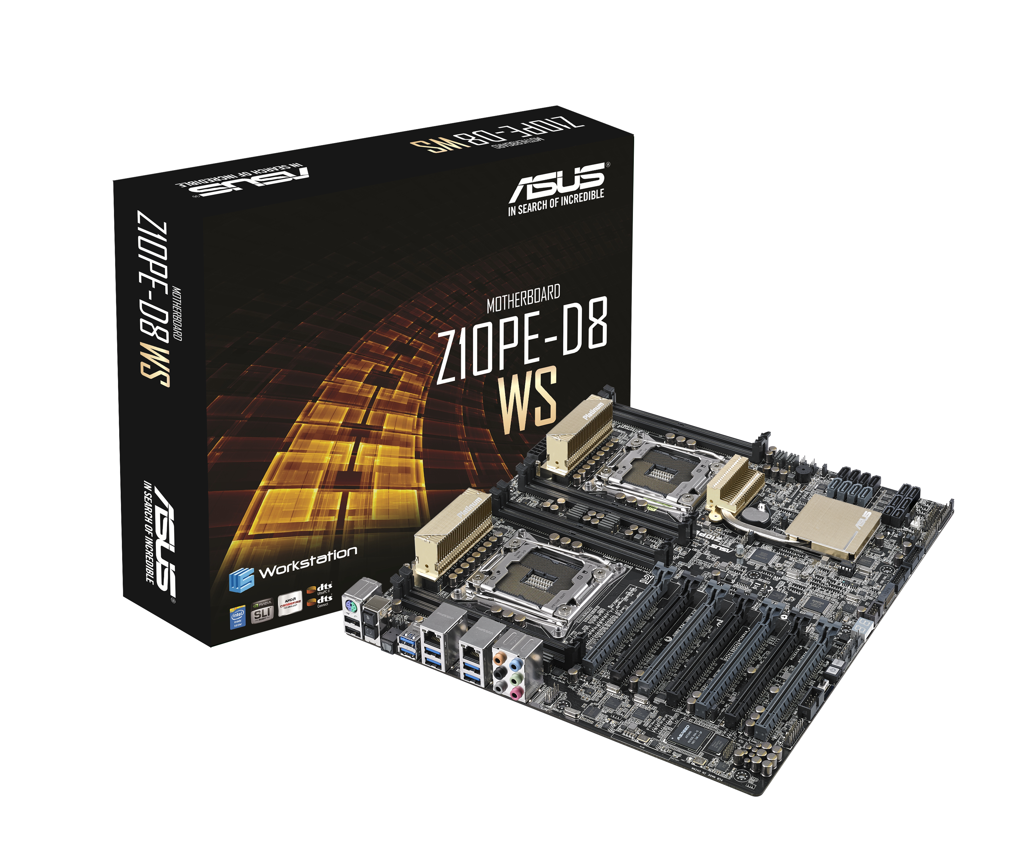 Asus Announces Haswell E Workstation Motherboards X99 E