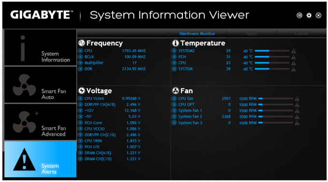 GIGABYTE X99-UD7 WiFi BIOS and Software - The Intel Haswell-E X99