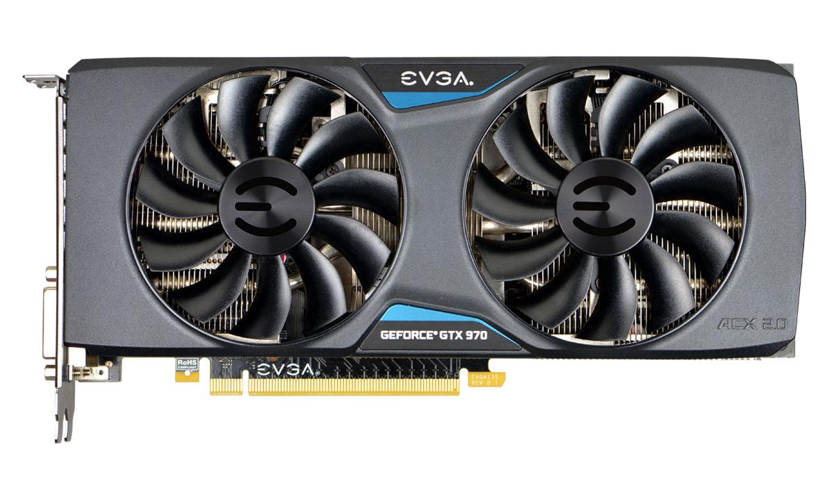 Meet The EVGA GeForce GTX 970 FTW ACX 2 0 - The NVIDIA