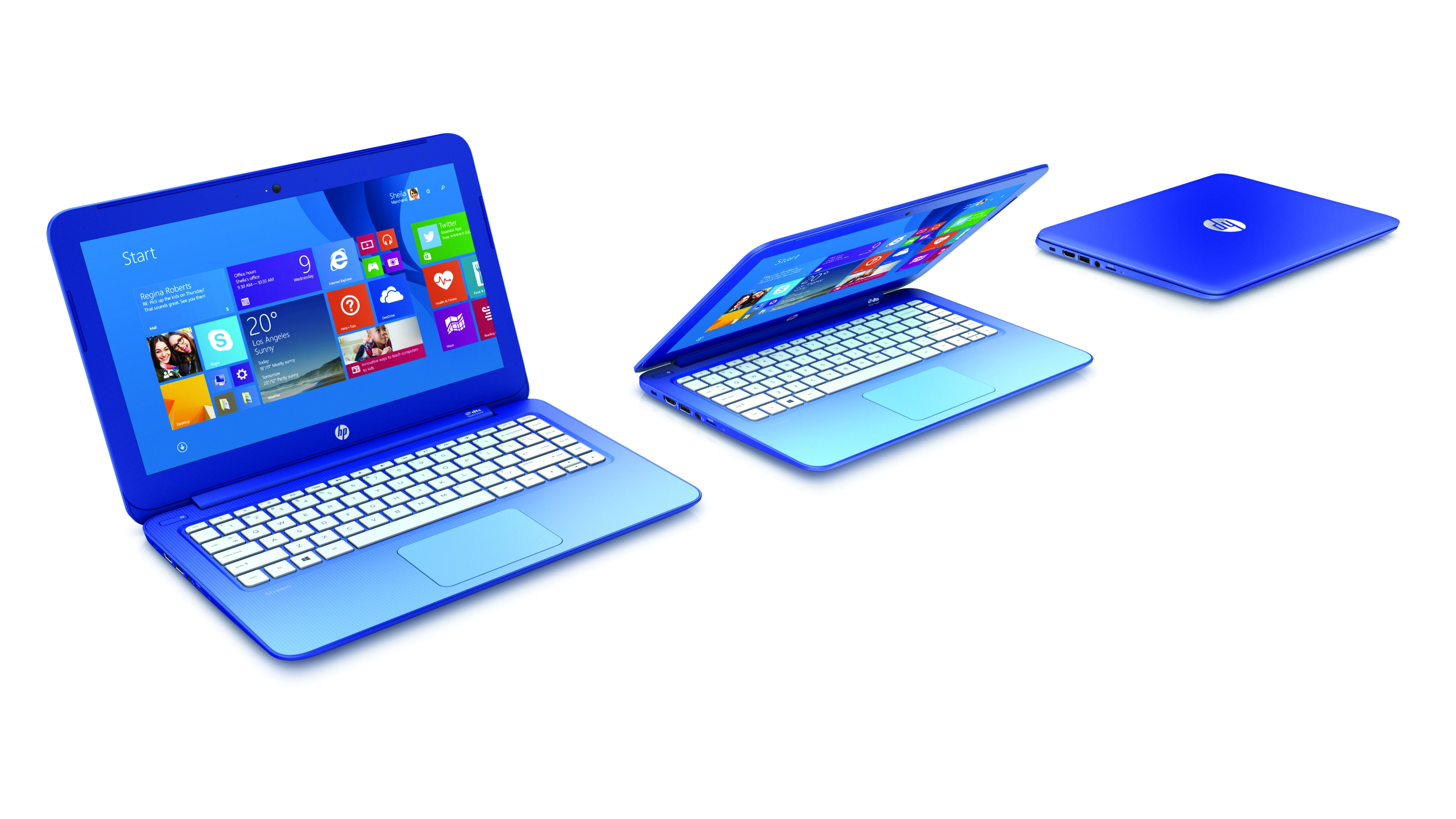 HP Announces Low Cost Stream Laptops And Tablets