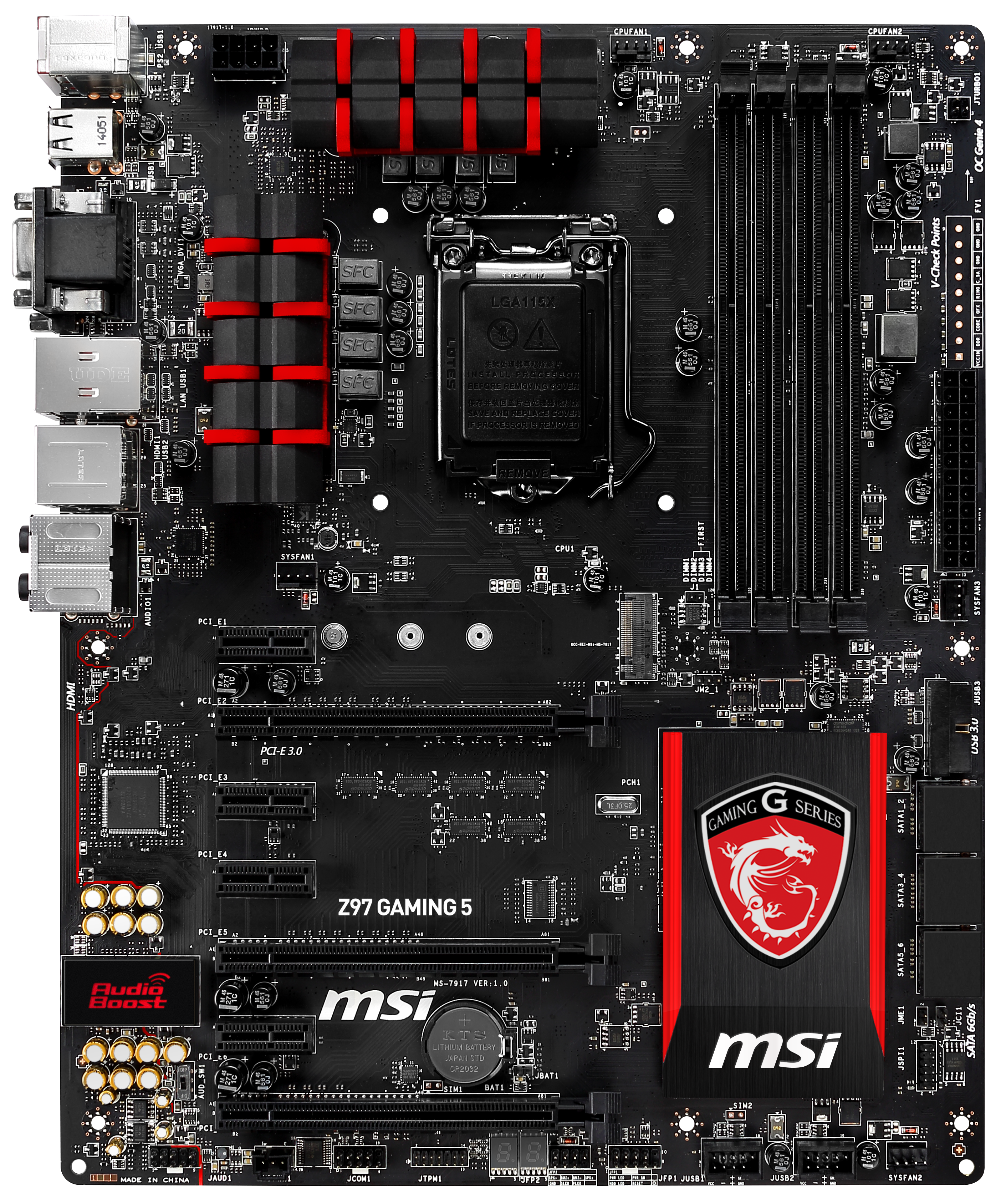 how to tell what kind of motherboard you have