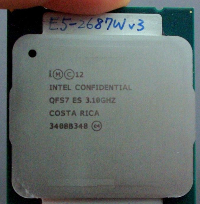 Intel Xeon E5-2687W v3 and E5-2650 v3 Review: Haswell-EP
