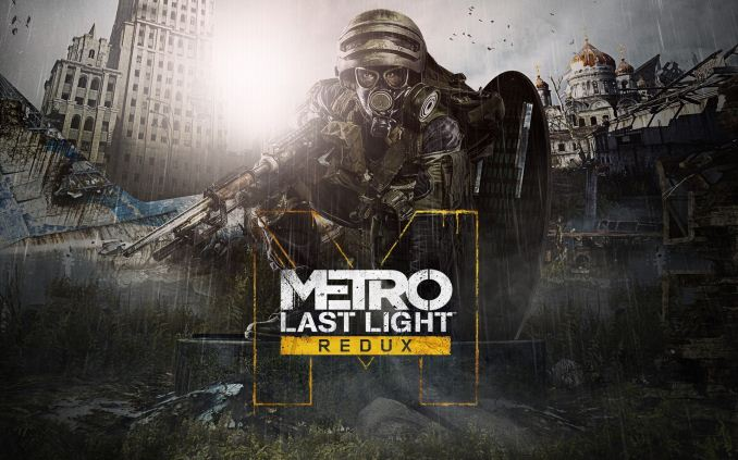 Last Month 4A Games Released Updated Versions Of The Two Earlier In Metro Series 2033 Redux And Light