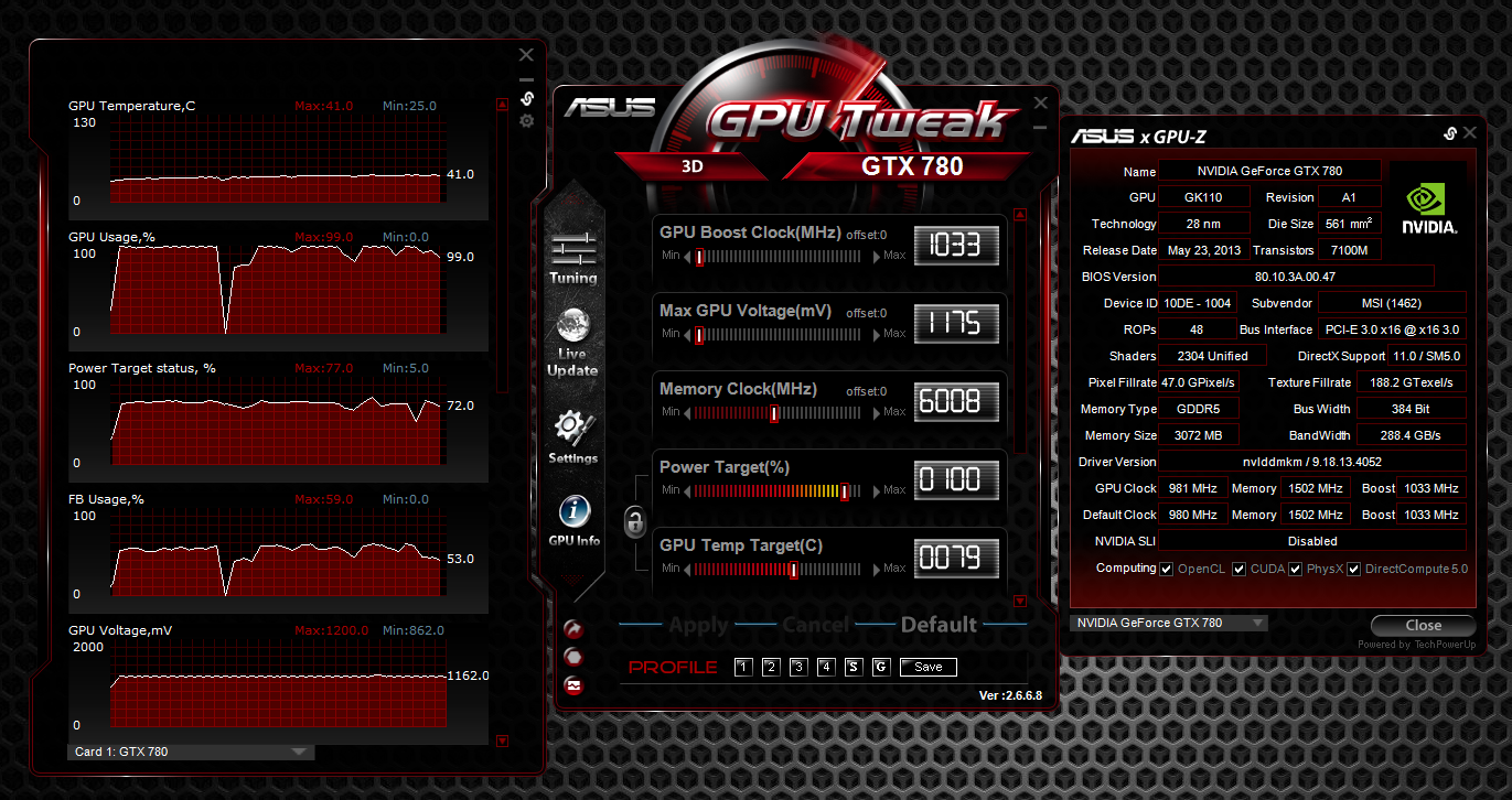Asus Gpu Tweak The Anandtech Guide To Video Card
