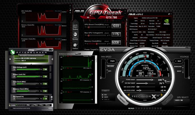 The AnandTech Guide to Video Card Overclocking Software