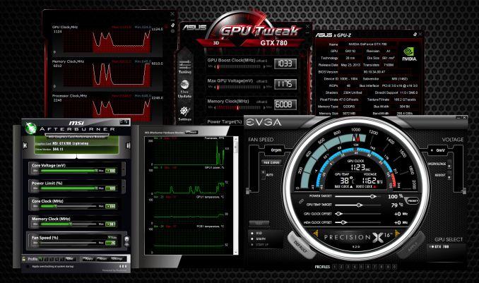 EVGA - Software - EVGA Precision X1