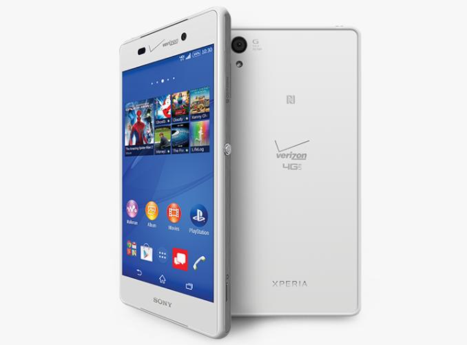Xperia Z3v Sony Announces the Xpe...